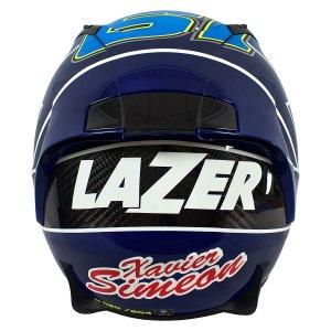 Casco Integral Lazer Osprey Simeon Rep. Carbon