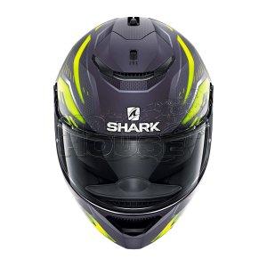 Casco Integral Shark Spartan 1.2 Antheon Hiv/gris