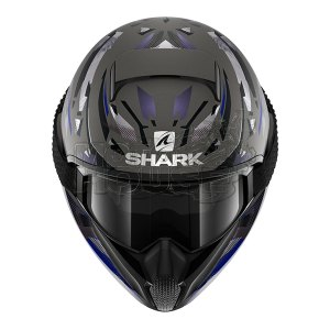 Casco Modular Shark Vancore 2 Kanhji Negro/azul