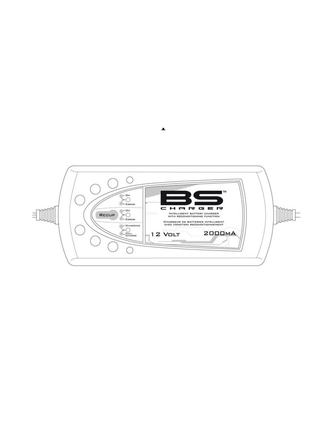Charger Ba20 5 Fokozatu Toltes Es Karbantartas Toltes