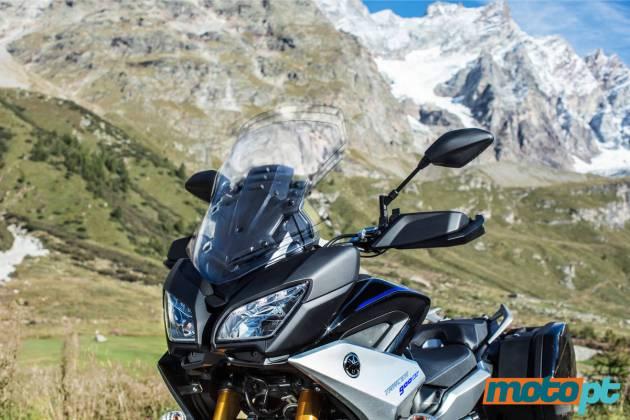 Yamaha Tracer 900