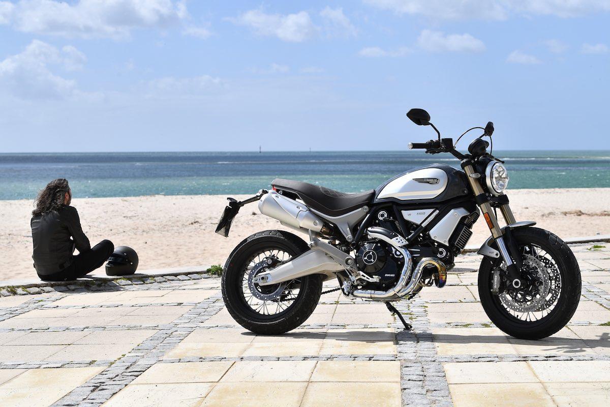 Ducati Scrambler 1100 Special