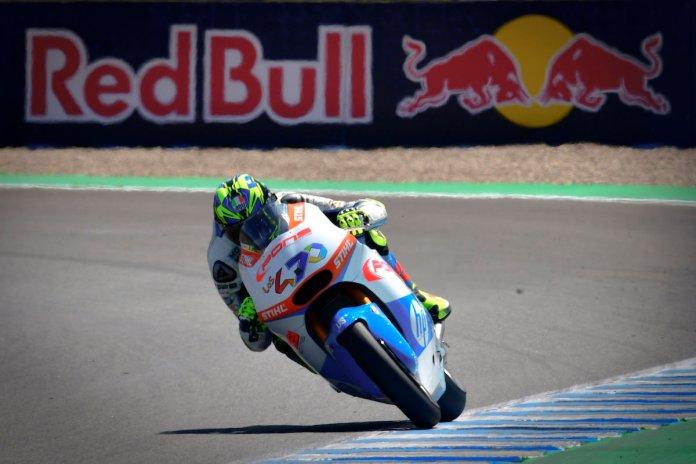Lorenzo Baldassarri GP de Espanha