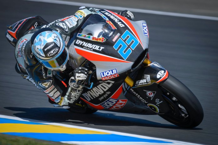 Marcel Schrotter GP de França