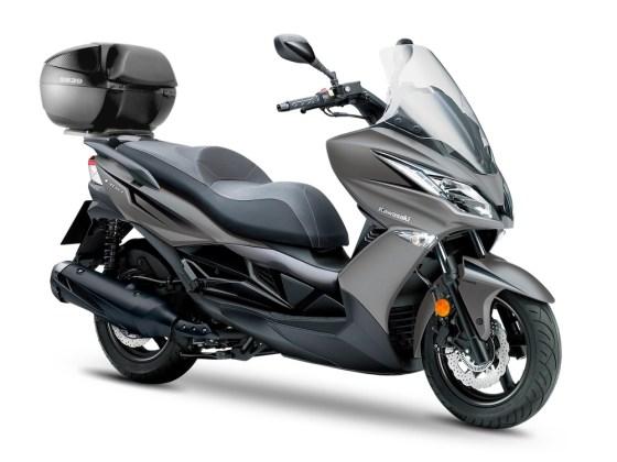 Kawasaki J 300 Shad