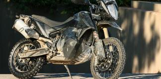 KTM 790 Adventure R Sardenha 5