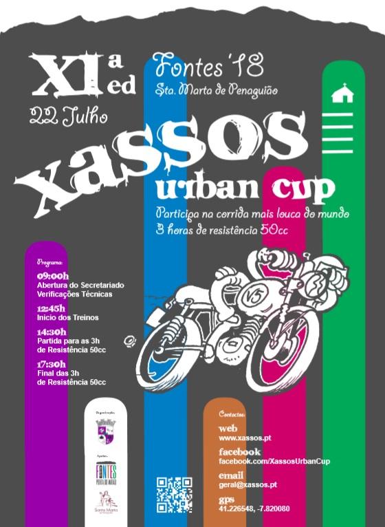 Xassos Urban Cup