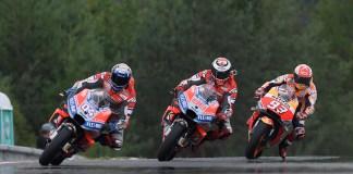 Dovizioso_Lorenzo_Marquez GP Rep Checa race