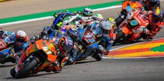FIM divulgou lista de equipas Moto2 e Moto3 para 2020