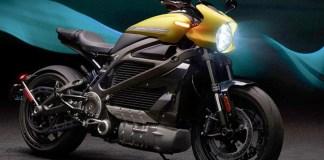 Harley-Davidson retoma produção da LiveWire