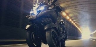 Yamaha Tricity 300 no EICMA 2019