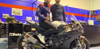 Ivo Lopes na BMW easyRace teammotofans.com