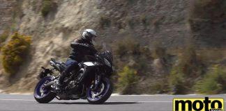 Teste Yamaha Tracer 900 GT