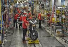 Ducati Retoma produção e Itália