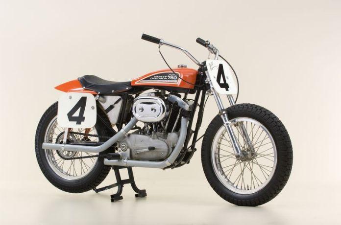 Harley-Davidson XR750 - 1970