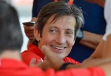 Massimo Rivola, CEO da Aprilia Racing
