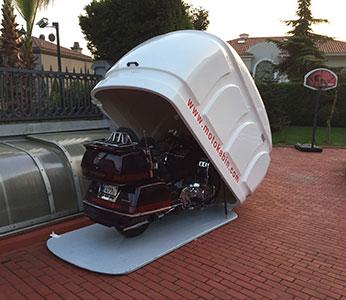Ürünler - Motokabin Model 1