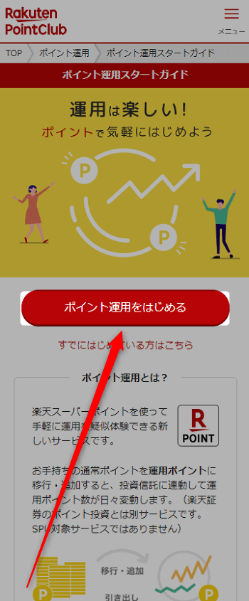 rakuten-point-tousi