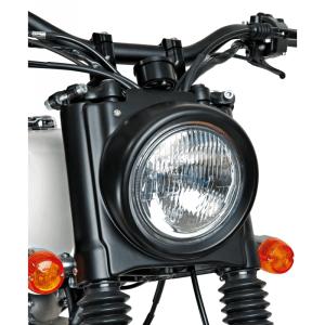 SR400 JVB moto ヘッドライト