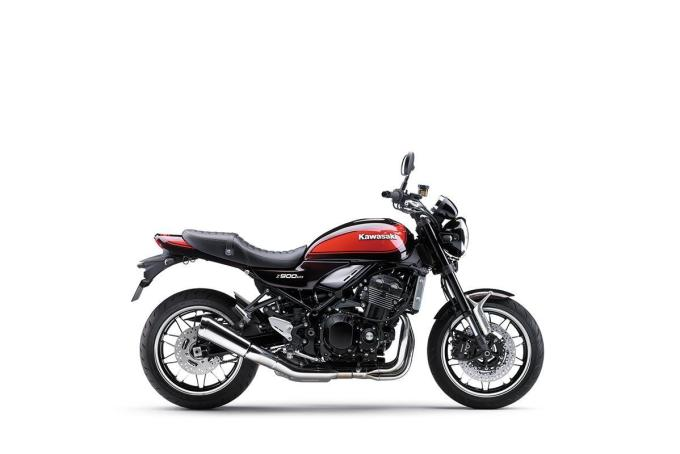 Z900RS純正ローシート
