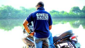 Deepak Kamath - World motorcyclist
