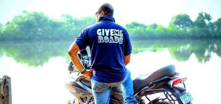 Deepak Kamath – World motorcyclist traveler