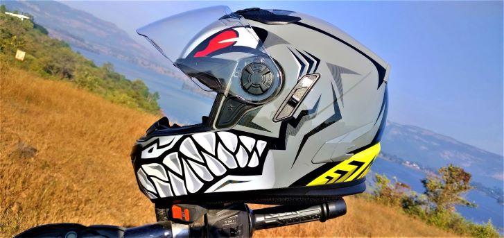 ZEUS ZS 813 Helmet Short Term Review