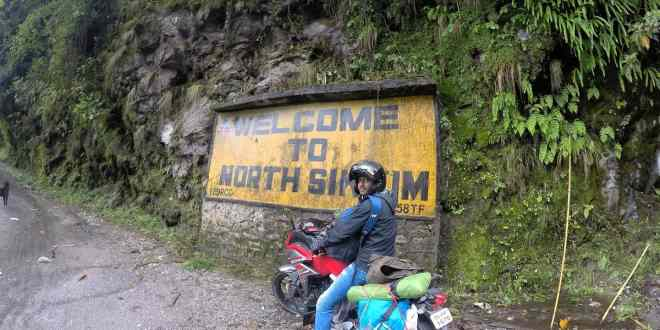 North Sikkim Entry Point