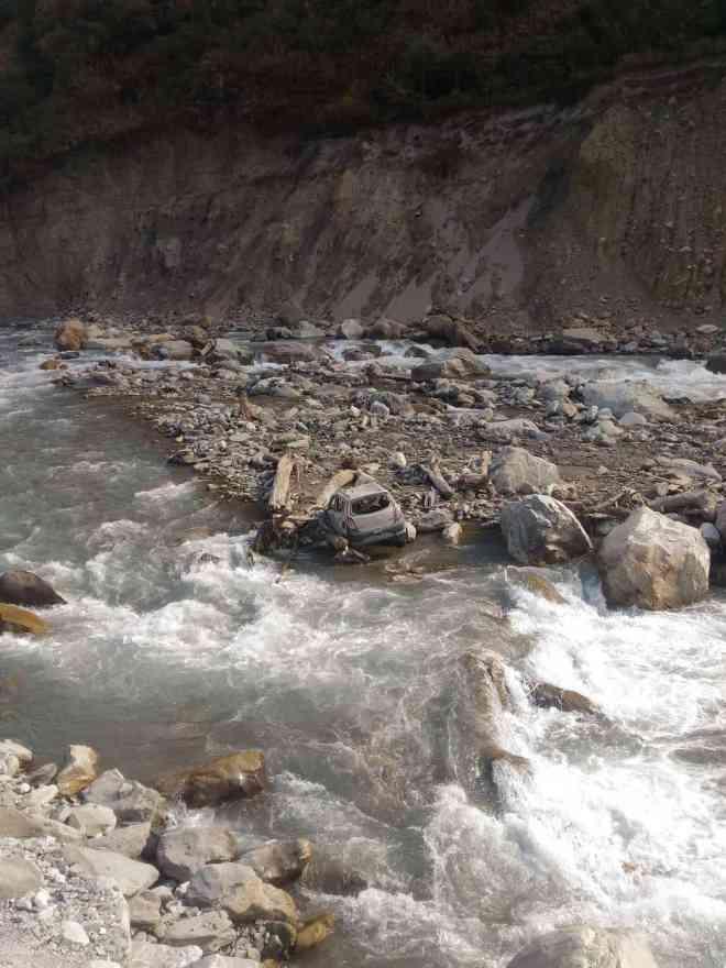 adventurous route to Muktinath