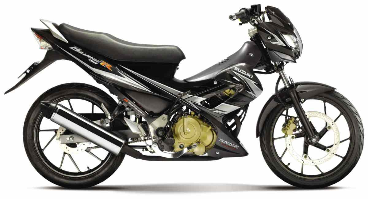 Suzuki Fxr  Specs