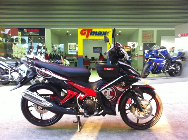 Yamaha 135LC Extreme Spirit at GTMax Motors