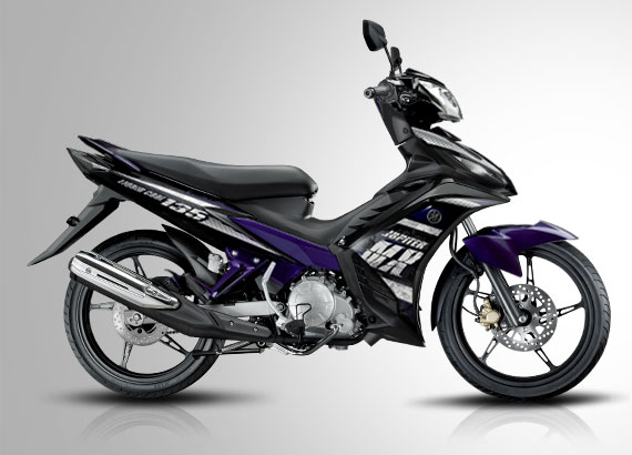 Yamaha jupiter mx 135lc 5-speed manual