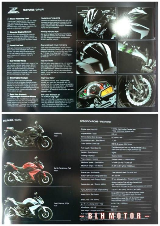 Z250-brochure
