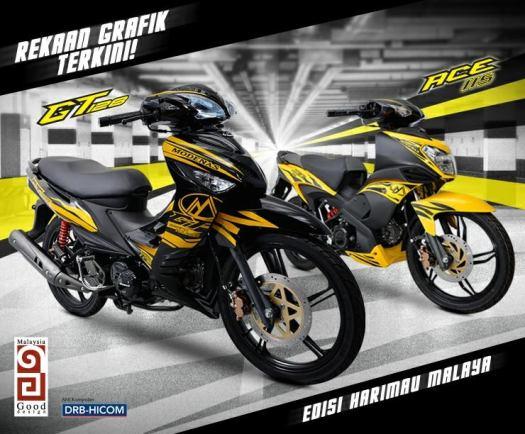 modenas-gt128-harimau-malaya