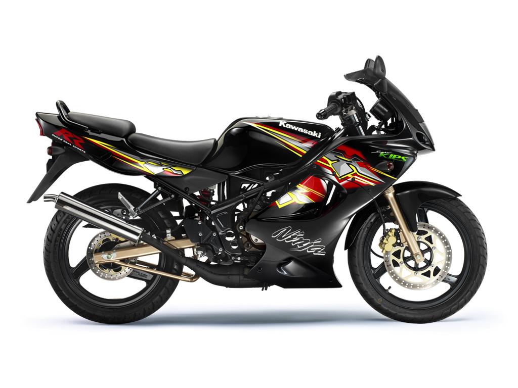 2008 Kawasaki Ninja Krr Zx150 2 Stroke The Power To Be The Leader