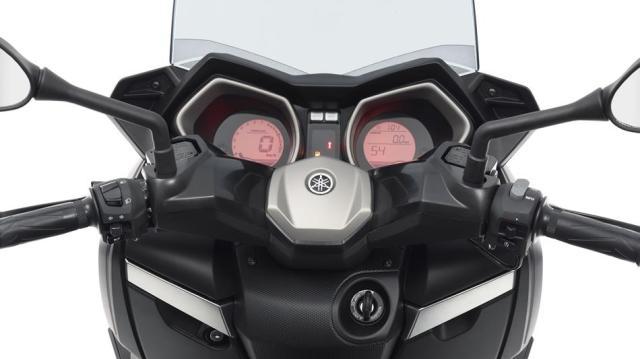 2014-Yamaha-X-MAX-250-ABS-EU-Matt-Grey-Detail-005