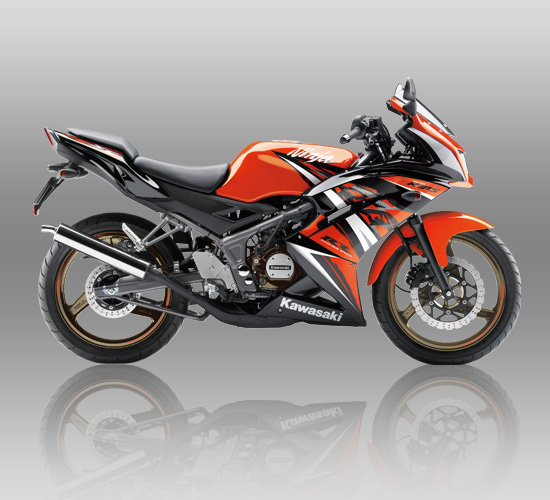 Kawasaki Ninja Rr Special Edition In Indonesia