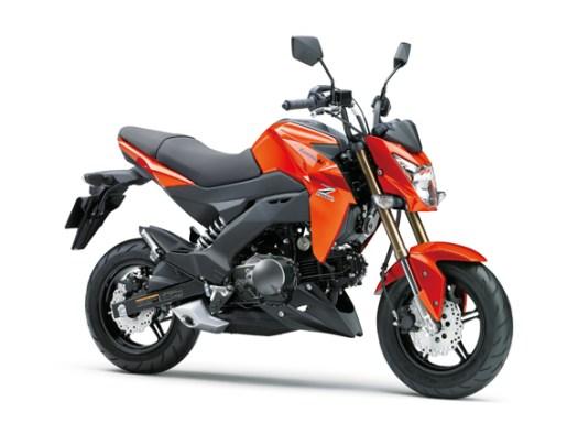 2016-Kawasaki-Z125-Orange