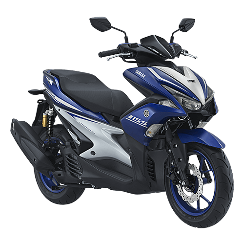2017 Yamaha Aerox 155 VVA dilancarkan di Indonesia - Variable Valve Actuation