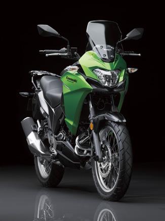 2017 Kawasaki Versys-X 250 benar-benar wujud