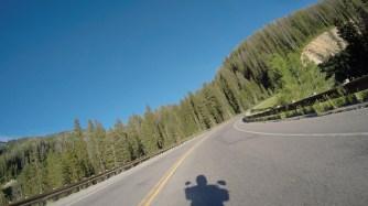 Curve of the Teton Pass