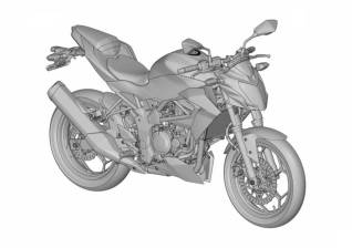 Kawasak-250-Single-Naked-1
