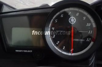 Yamaha YZF-R15, Dasboard Speedometer