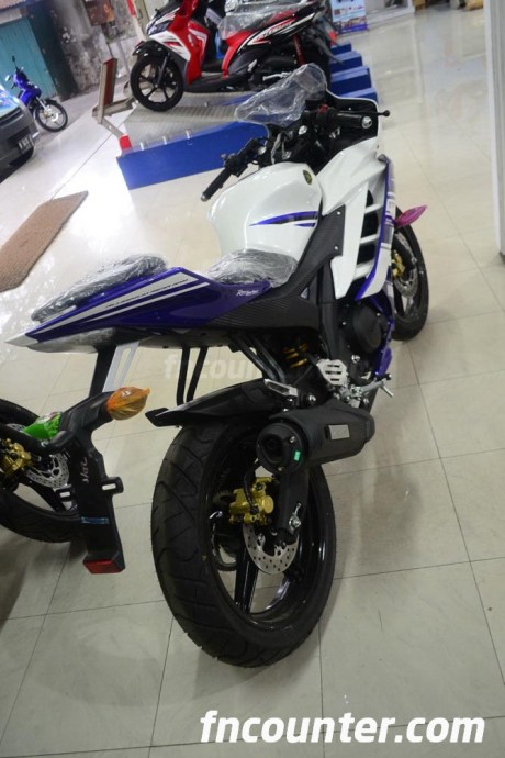 Yamaha YZF-R15, Best Angel