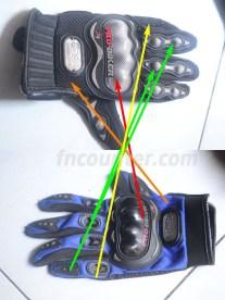 Sarung Tangan Probike 3