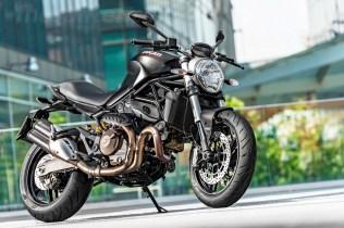 New Ducati 821 - 01