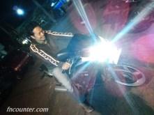 arifdadot.com test ride CBR 250R