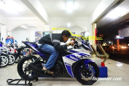 race position