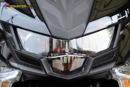 Soul GT125 - headlamp1