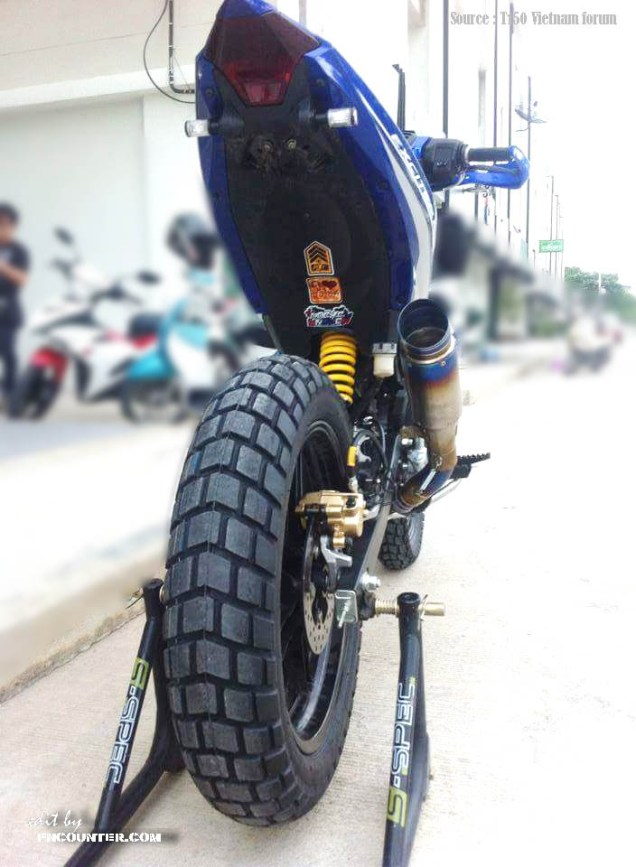 MX King150 supermoto5